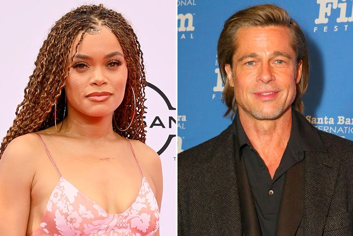 Andra Day Reacts to Brad Pitt Dating Rumors