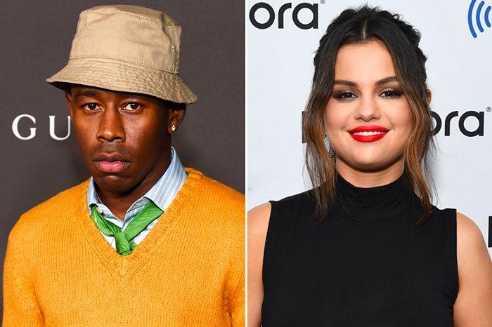 Tyler, The Creator Apologizes to Selena Gomez For Past Tweets